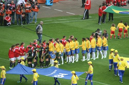 brasilien frauenfussball